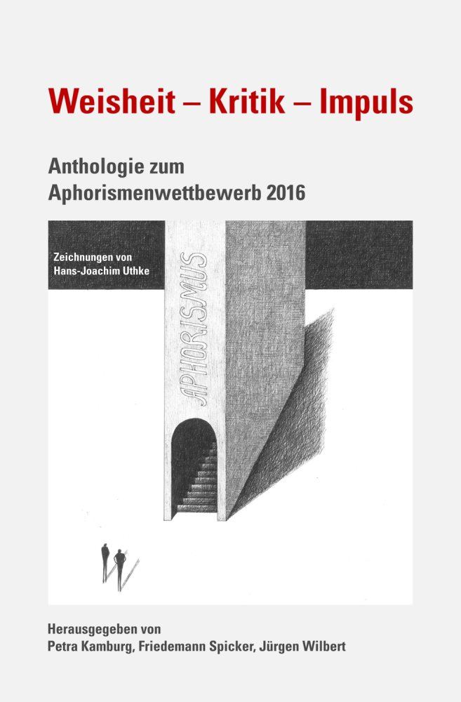 "Cover: ""Weisheit - Kritik - Impuls"""
